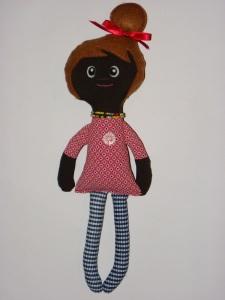 Cocoa Cherry Doll